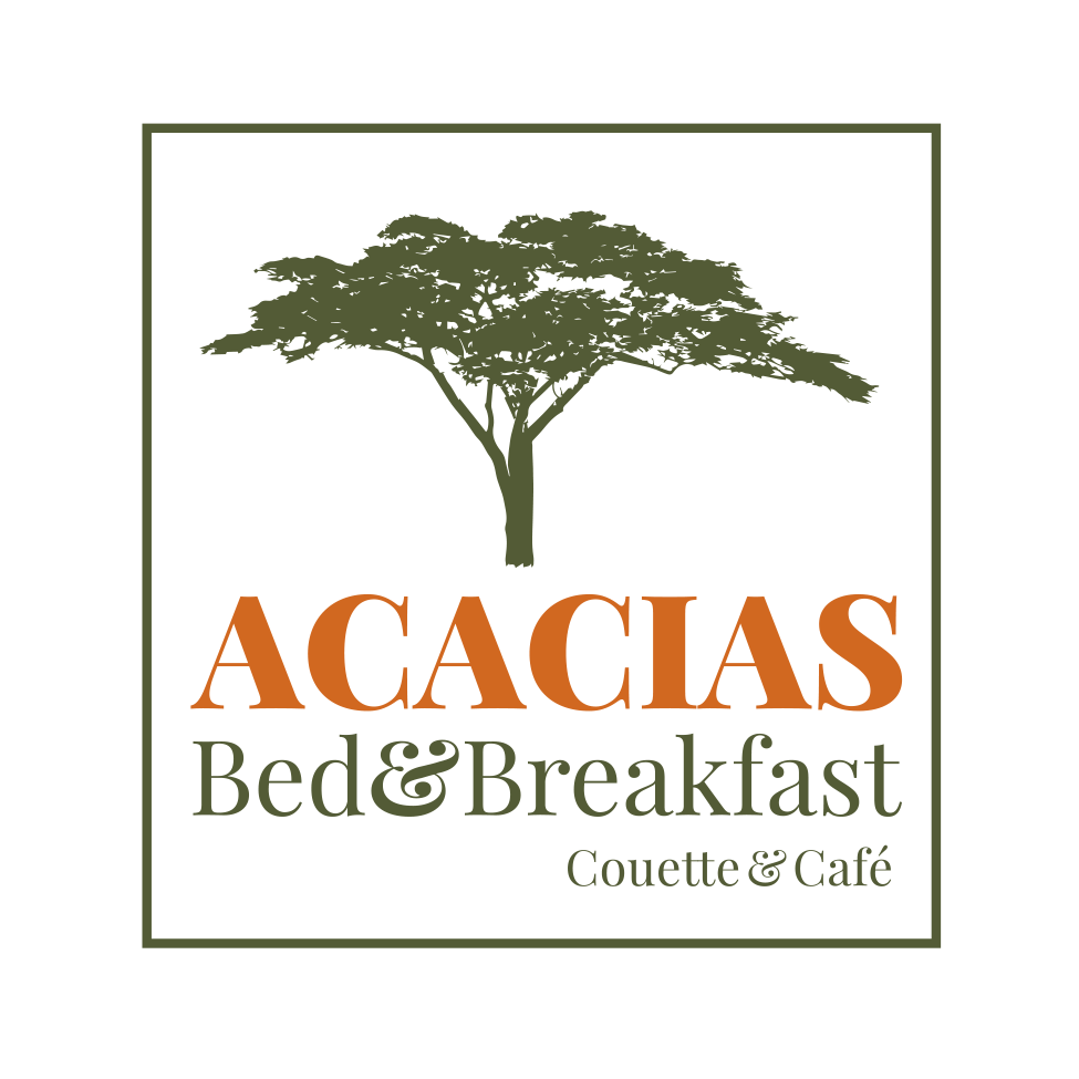 Logo  ACACIAS bed & breakfast