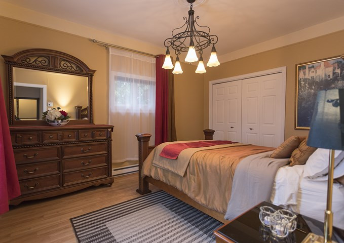 Chambre #3 ACACIAS bed & breakfast